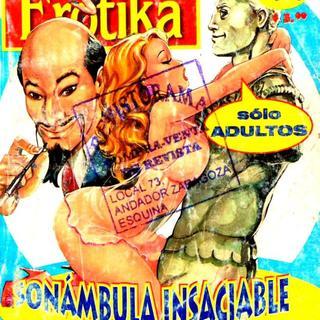 Sonambula Insaciable de Delmonicos Erotika