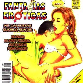 Me Calientas Querido Suegro por Fantasias Eroticas