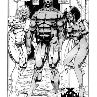 X-Women 5 por Fonteriz