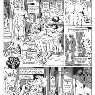 X-Women Fuego Interior por Fonteriz
