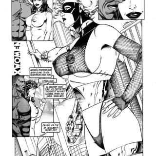 X-Women 6 por Fonteriz