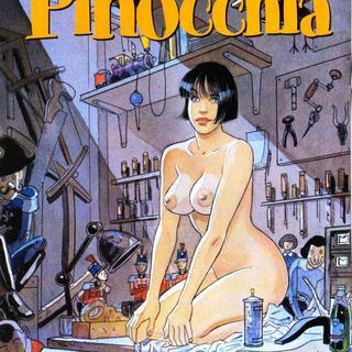 Pinocchia de Francis Leroi, Jean-Pierre Gibrat