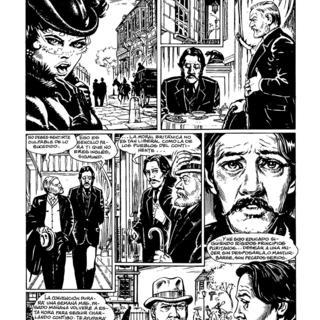 El Prostibulo del Terror 9 por Francisco Solano Lopez