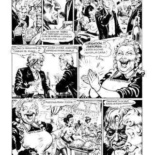 El Prostibulo del Terror 10 por Francisco Solano Lopez