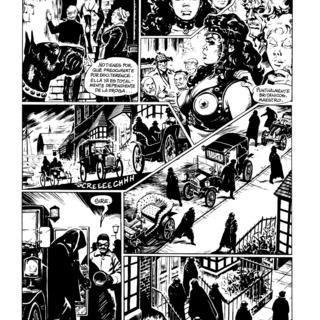 El Prostibulo del Terror 12 por Francisco Solano Lopez
