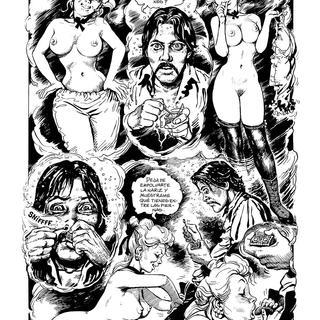 El Prostibulo del Terror 14 por Francisco Solano Lopez