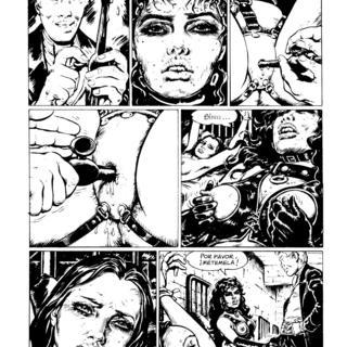 El Prostibulo del Terror 13 por Francisco Solano Lopez