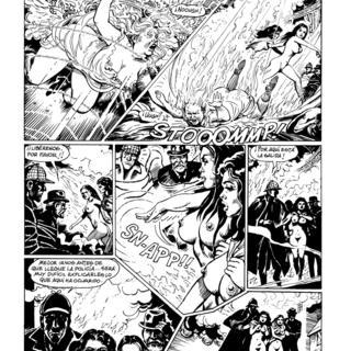 El Prostibulo del Terror 17 por Francisco Solano Lopez