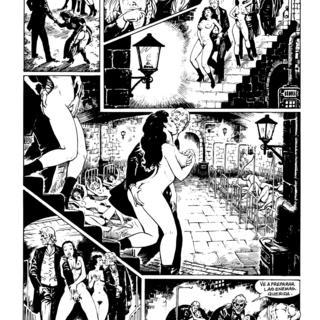 El Prostibulo del Terror 2 por Francisco Solano Lopez
