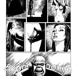 El Prostibulo del Terror 4 por Francisco Solano Lopez