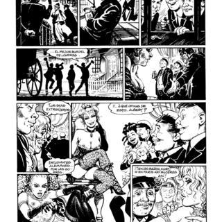 El Prostibulo del Terror 7 por Francisco Solano Lopez