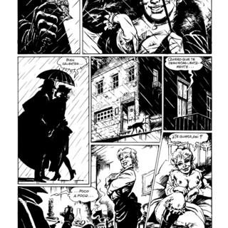 El Prostibulo del Terror 11 por Francisco Solano Lopez