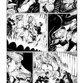 El Prostibulo del Terror 6 por Francisco Solano Lopez