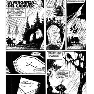 La Venganza del Cadaver por Frankenstein