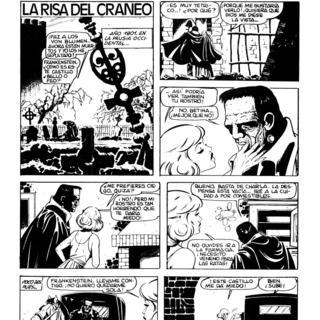 La Risa del Craneo por Frankenstein