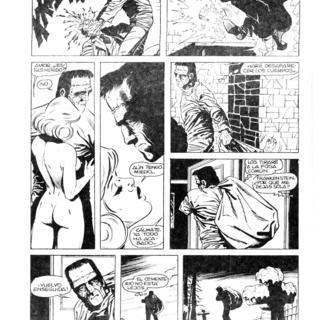 Vida Aparente por Frankenstein