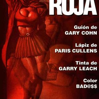 La Roja por Gary Cohn