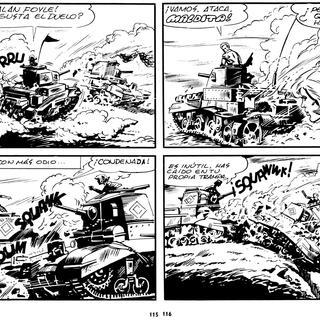Duelo de Tanques por Hessa