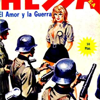 El Amor y la Guerra por Hessa