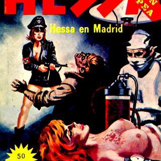 Hessa en Madrid por Hessa
