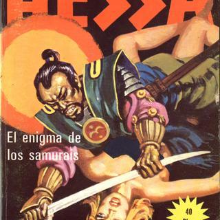 El Enigma de los Samurais por Hessa