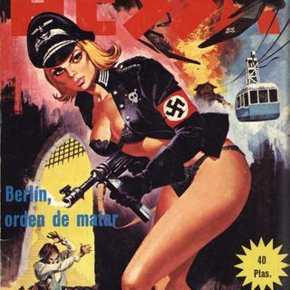 Berlin Orden de Matar por Hessa
