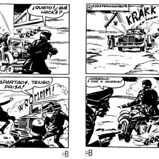 La Emboscada de los Holandeses por Hessa
