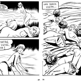 Alucinaciones por Hessa