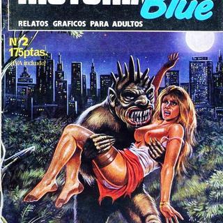 Rapto por Historia Blue