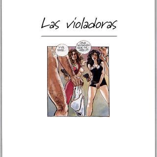 Las Violadoras de Horacio Altuna