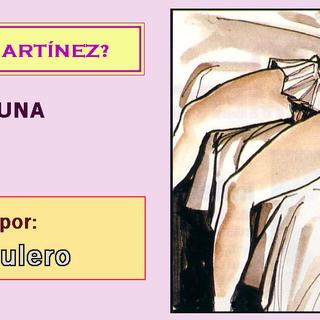 En Que anda Martinez de Horacio Altuna