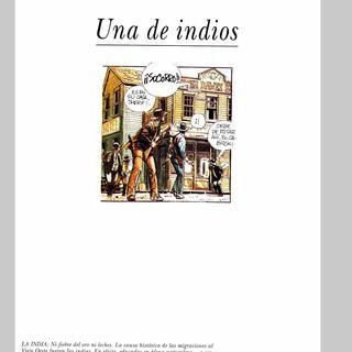 Una de Indios de Horacio Altuna