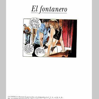 El Fontanero 1 de Horacio Altuna