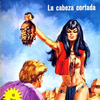 La Cabeza Cortada por Lucifera
