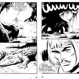La Serpiente Mortifera por Lucifera