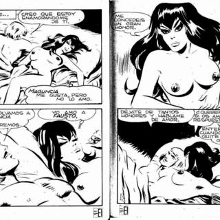 La Sirena por Lucifera