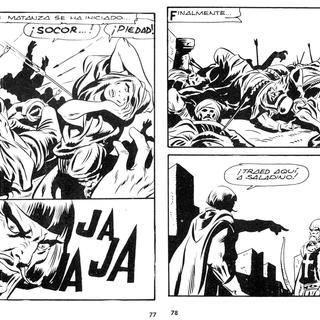 El Caballero Negro por Lucifera