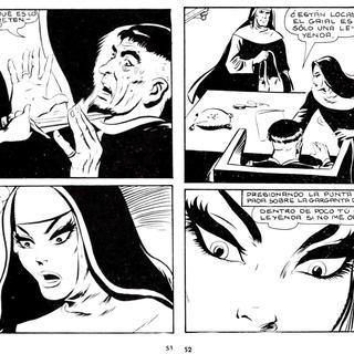 Un Cuchillo en la Espalda por Lucifera