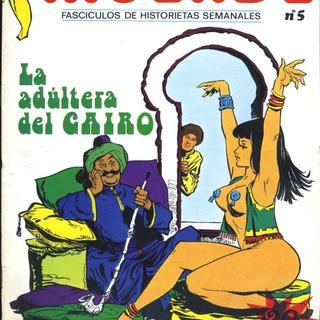 La Adultera del Cairo por Muerde