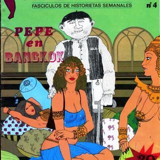 Pepe en Bangkok por Muerde