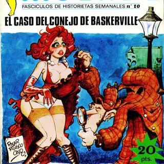 El Caso del Conejo de Baskerville por Muerde