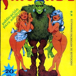 Las Noches de Frankenstein por Muerde
