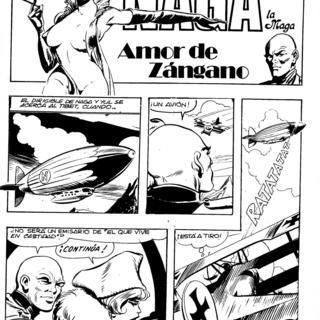 Amor de Zangano por Naga la Maga