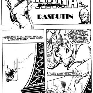 Rasputin por Naga la Maga