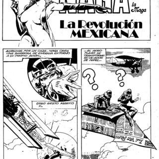La Revolucion Mexicana por Naga la Maga