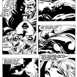 El Orgasmo de Dracula por Naga la Maga