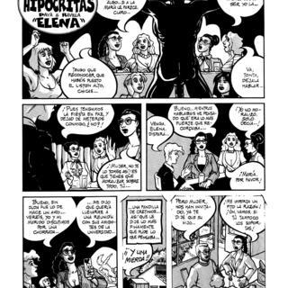 Las Hipocritas Elena por Paya, Revilla