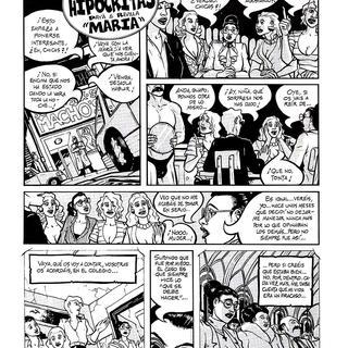 Las Hipocritas Maria por Paya, Revilla