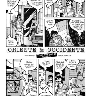 Oriente y Occidente Todo Sea por la Familia por Paya, Revilla