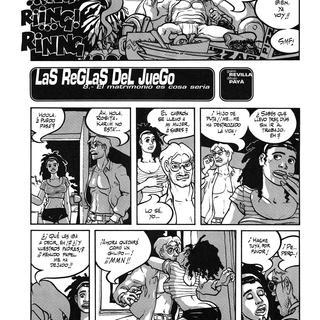 Las Reglas del Juego 8 El Martimonio es Coas Seria por Paya, Revilla